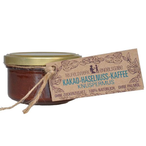 Bio Knuspermus Kakao & Haselnuss & Kaffee 135g