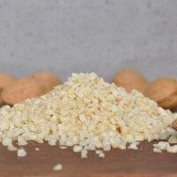 Bio Mandeln, blanchiert, gehackt 1000g
